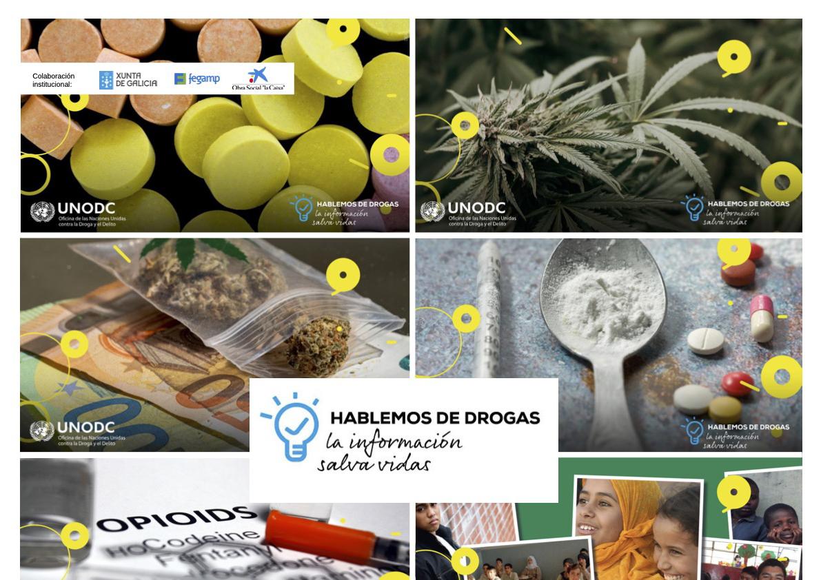Día Internacional contra a Droga 2021